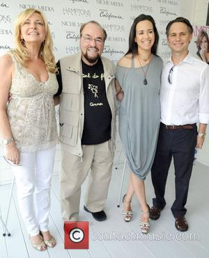 James Lipton, Haley Binn and Jason Binn
