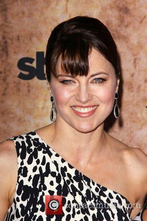 Lucy Lawless 'Spartacus: Blood and Sand' premiere Held at The Hammer Museum Los Angeles, California - 14.01.10