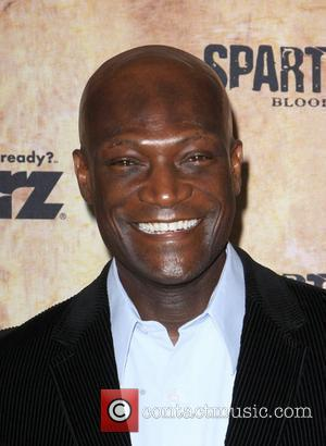 Peter Mensah 'Spartacus: Blood and Sand' premiere held at The Hammer Museum Los Angeles, California - 14.01.10