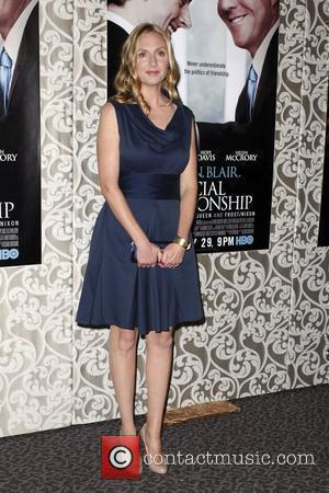 Hope Davis Los Angeles Premiere of HBO Films 'The Special Relationship' held at the Director's Guild of America Los Angeles,...