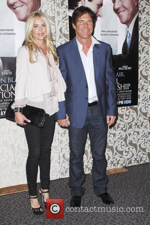 Kimberly Quaid and Dennis Quaid