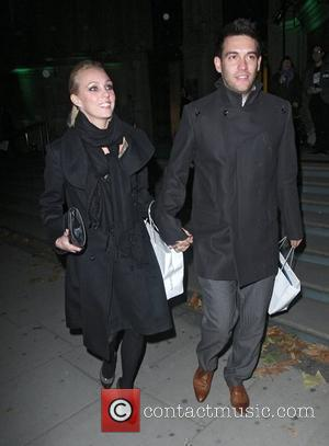 Camilla Dallerup and Kevin Sacre,  at the Spectacle Wearer Of The Year Awards at the V&A Museum - Departures...