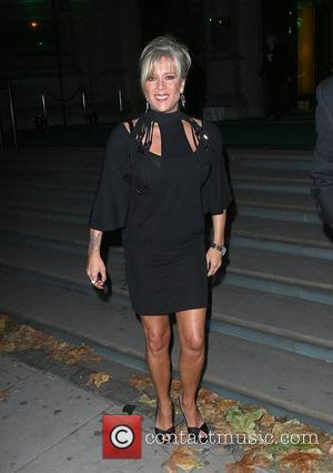 Samantha Fox,  at the Spectacle Wearer Of The Year Awards at the V&A Museum - Departures London, England -...