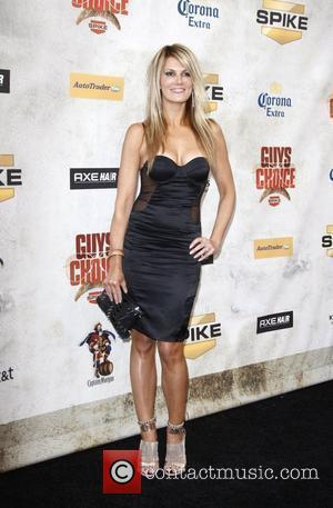 Courtney Hansen  Spike TV's 'Guys Choice Awards' at Sony Pictures Studios - Arrivals Culver City, California - 05.06.10