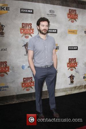 Danny Masterson  Spike TV's 'Guys Choice Awards' at Sony Pictures Studios - Arrivals Culver City, California - 05.06.10