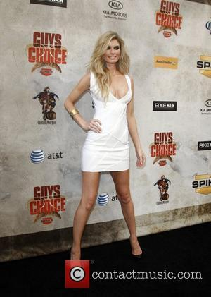 Marisa Miller  Spike TV's 'Guys Choice Awards' at Sony Pictures Studios - Arrivals Culver City, California - 05.06.10