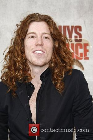 Shaun White  Spike TV's 'Guys Choice Awards' at Sony Pictures Studios - Arrivals Culver City, California - 05.06.10