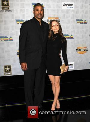 Rick Fox and Eliza Dushku Spike TV's 2010 Video Game Awards held at The LA Convention Center - Arrivals Los...