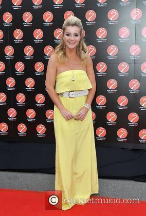 Helen Skelton Sport Industry Awards held at the Battersea Evolution. London, England - 13.05.10
