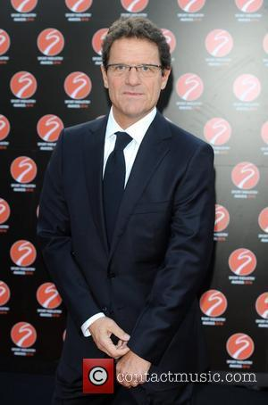Fabio Capello Sport Industry Awards held at the Battersea Evolution. London, England - 13.05.10