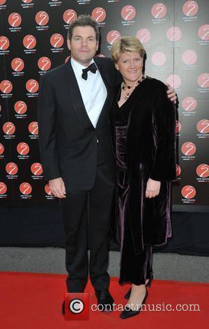Clare Balding and guest Sport Industry Awards held at the Battersea Evolution. London, England - 13.05.10