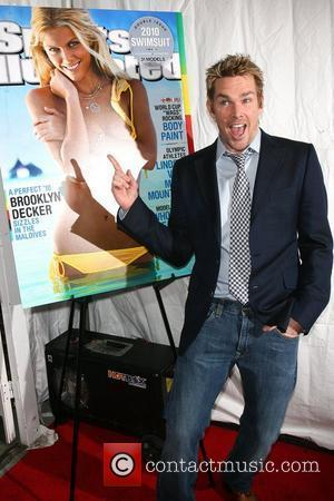 Mark McGrath Sports Illustrated Swimsuit 24/7: New York Launch Party - Arrivals New York City, USA - 09.02.10