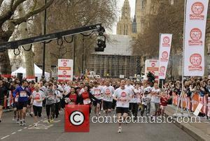 David Cameron Sainsbury's Sport Relief: The London Mile London, England - 21.03.10