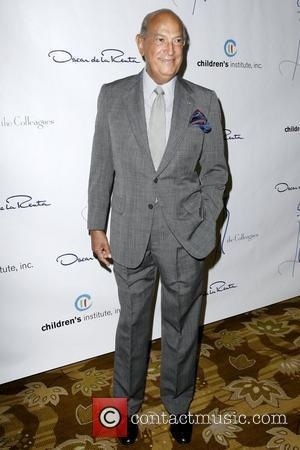 Oscar de la Renta The Collegues present their 22nd Annual Spring Luncheon honouring designer Oscar de la Renta held at...