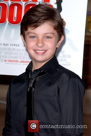 Will Shadley World Premiere of 'The Spy Next Door' at The Grove - Arrivals Los Angeles, California - 09.01.10