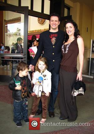 Tom Malloy with his family World Premiere of 'The Spy Next Door' at The Grove - Outside Arrivals Los Angeles,...