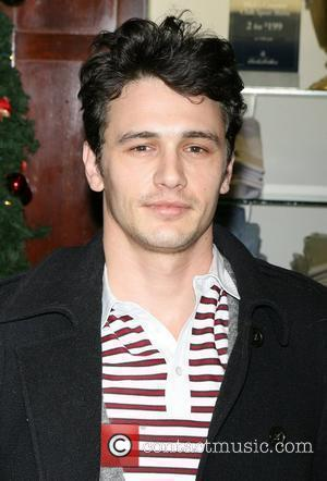 James Franco St. Jude Children's Reseach Hospital benefit at Brooks Brothers New York City, USA - 09.12.09