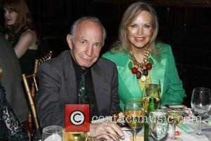Ben Gazzara and His Wife Elke Stuckmann-gazzara