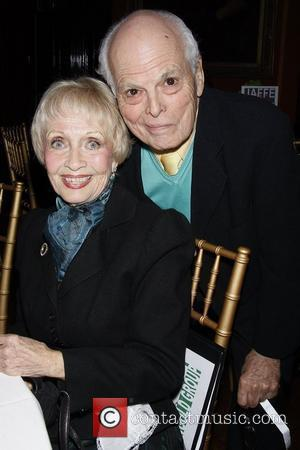 Jane Powell and Her Husband Dickie Moore (from The Little Rascals)