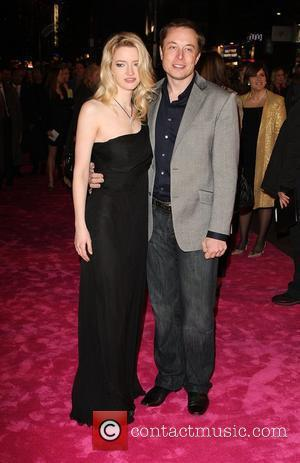 Talulah Riley and Elon Musk World premiere of St Trinian's 2: The Legend Of Fritton's Gold held at The Empire...