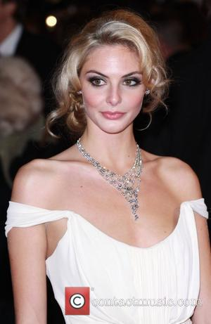 Tamsin Egerton World premiere of St Trinian's 2: The Legend Of Fritton's Gold held at The Empire Leicester Square London,...