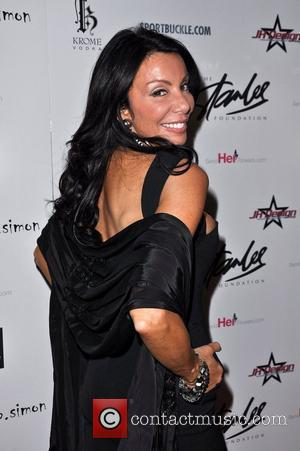 Danielle Staub The Stan Lee Foundation launch party at NASDAQ MarketSite New York City, USA - 07.10.10