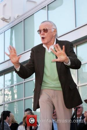 Walk Of Fame, Stan Lee