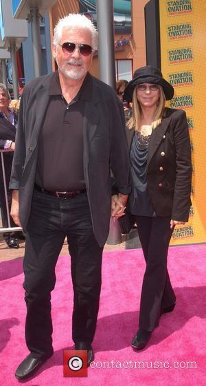 James Brolin and Barbra Streisand Los Angeles Premiere Of 'Standing Ovation' at Universal CityWalk - Arrivals Universal City, California -...