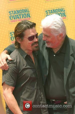 Josh Brolin and James Brolin