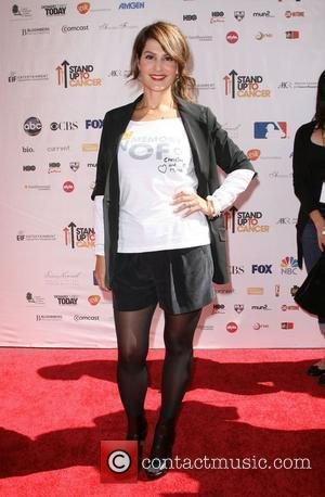 Nia Vardalos Stand Up To Cancer - Arrivals held at Sony Studios Los Angeles, California - 10.09.10