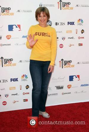 Dorothy Hamill Stand Up To Cancer - Arrivals held at Sony Studios Los Angeles, California - 10.09.10