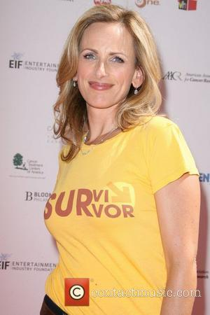 Marlee Matlin  Stand Up To Cancer held at Sony Pictures Studios - Arrivals Los Angeles, California - 10.09.10