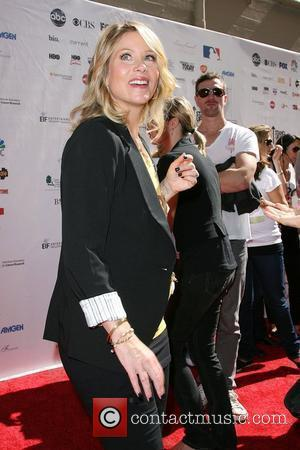 Christina Applegate Stand Up To Cancer held at Sony Pictures Studios - Arrivals Los Angeles, California - 10.09.10
