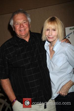 Sally Kellerman and Gary Lockwood 6th Annual Star Trek Convention held at the Las Vegas Hilton Hotel. Las Vegas, Nevada...