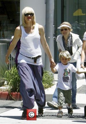 Singer Gwen Stefani and Gavin Rossdale