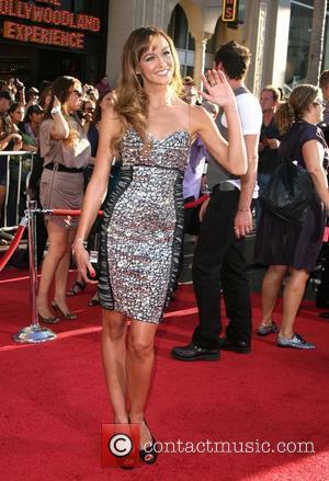 Sharni Vinson Los Angeles premiere of 'Step Up: 3D' held at El Capitan Theatre - Arrivals Los Angeles, California -...