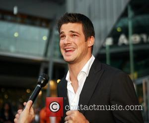 Rick Malambri World Premiere of 'Step Up 3-D' at the Pathe Arena - Arrivals Amsterdam, Holand - 26.07.10