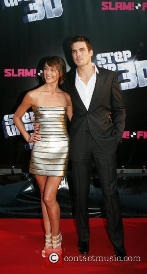 Sharni Vinson and Rick Malambri World Premiere of 'Step Up 3-D' at the Pathe Arena - Arrivals Amsterdam, Holand -...