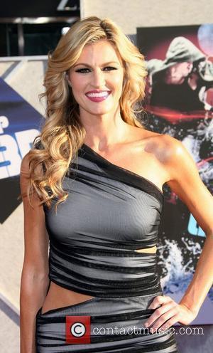 Erin Andrews Los Angeles premiere of 'Step Up: 3D' held at El Capitan Theatre - Arrivals Los Angeles, California -...
