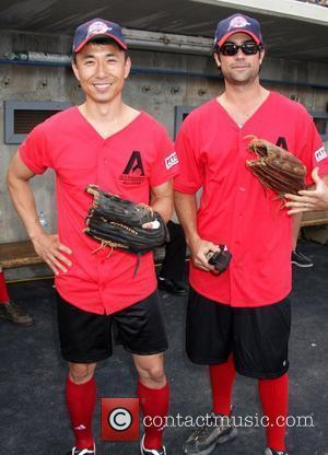 James Kyson Lee and Danny Pino