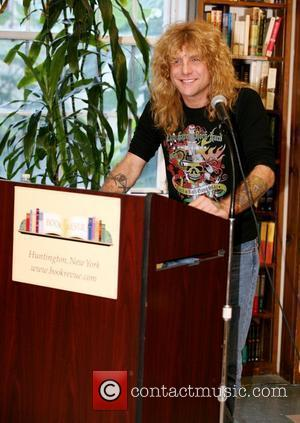 Steven Adler attends a book signing for his new book 'My Appetite for Destruction: Sex, and Drugs, and Guns N'...