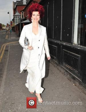 Cleo Rocos The launch of Liverpool football player Steven Gerrard's new restaurant 'Warehouse' in Southport Southport, England - 04.05.10