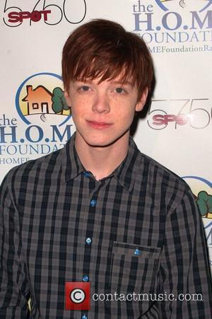 Cameron Monaghan STIKS Celebrity Video Game Challenge For Charity held at Spot 5750 Club - Arrivals Hollywood, California - 11.01.11