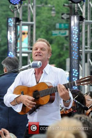 Sting and Cbs