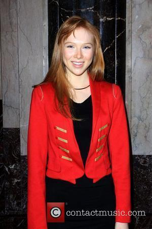 Molly Quinn Opening Night Of Stomp Held At The Pantages Theatre Hollywood, California - 26.01.10
