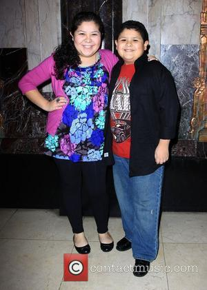 Rico Rodriguez, Raini Rodriguez Opening Night Of Stomp Held At The Pantages Theatre Hollywood, California - 26.01.10