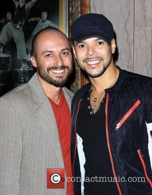Wilson Cruz and Guest Opening Night Of Stomp Held At The Pantages Theatre Hollywood, California - 26.01.10