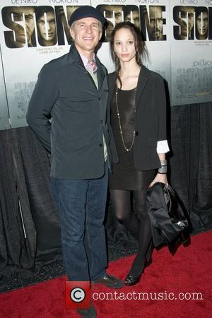 Matthew Modine and his daughter Ruby Modine New York Premiere of 'Stone'at MOMA - Arrivals New York City, USA -...