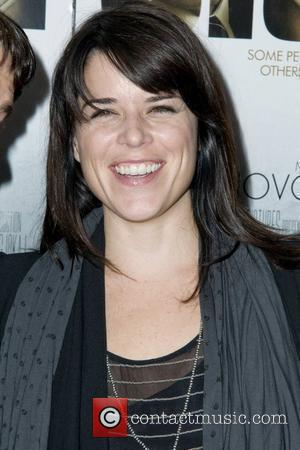 Neve Campbell  New York Premiere of 'Stone'at MOMA - Arrivals  New York City, USA - 05.10.10