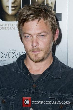 Norman Reedus New York Premiere of 'Stone'at MOMA - Arrivals  New York City, USA - 05.10.10